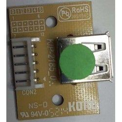 Placa USB Pa3X/ Pa3X LE  - 1