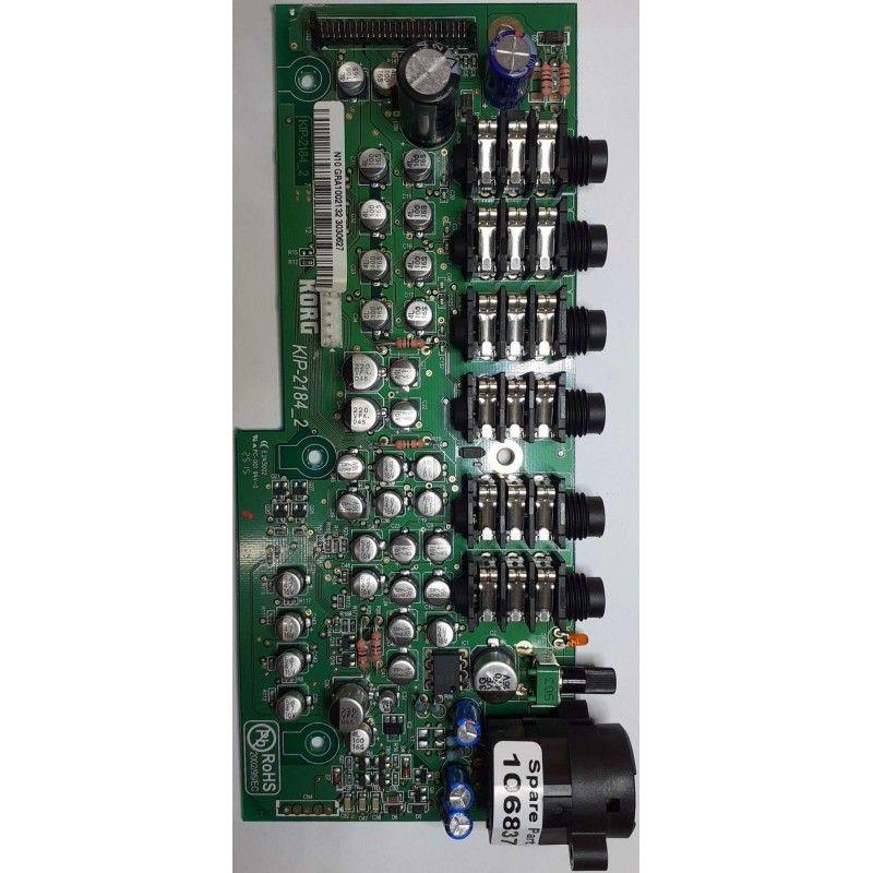 Output Board Pa3X  - 1