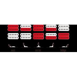 Ibanez GRG121DXL-WNF - Chitara electrica stangaci Ibanez - 6