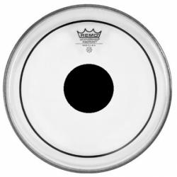 "Remo Pinstripe Clear 10"" cu punct - Fata toba Remo - 1"