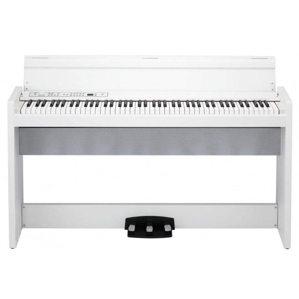 Korg LP-380 White USB - Pian Digital Korg - 1