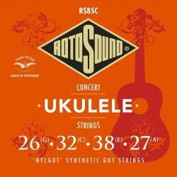 Rotosound RS85C - Corzi pentru Ukulele Concert