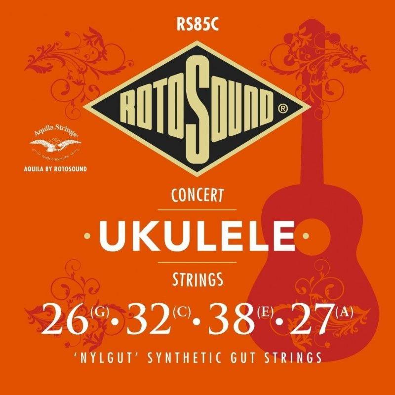 Rotosound RS85C - Corzi pentru Ukulele Concert Rotosound - 1