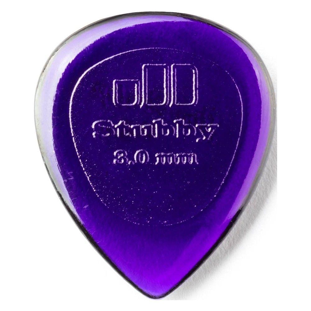Dunlop 474P3.0 Stubby Jazz 3.0 - Set Pene Chitara Dunlop - 1