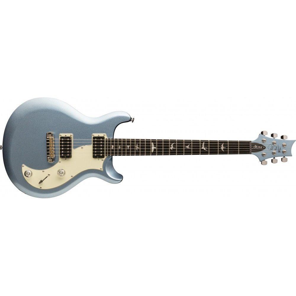 PRS SE Mira Frost Blue - Chitara electrica PRS - 1