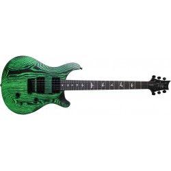 PRS SE Custom 24 LTD Sand-Blasted Emerald - Chitara Electrica PRS - 1