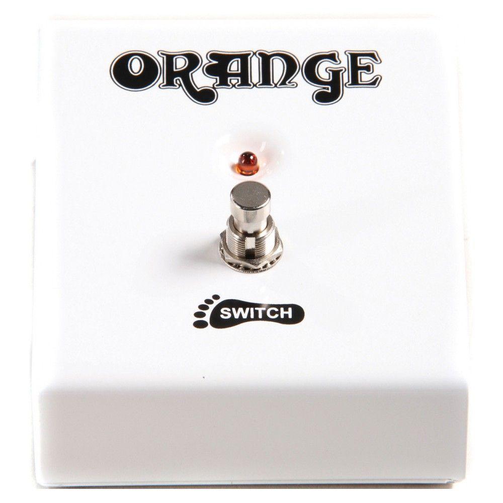 Orange FS-1 Footswitch - Footswitch Orange - 1