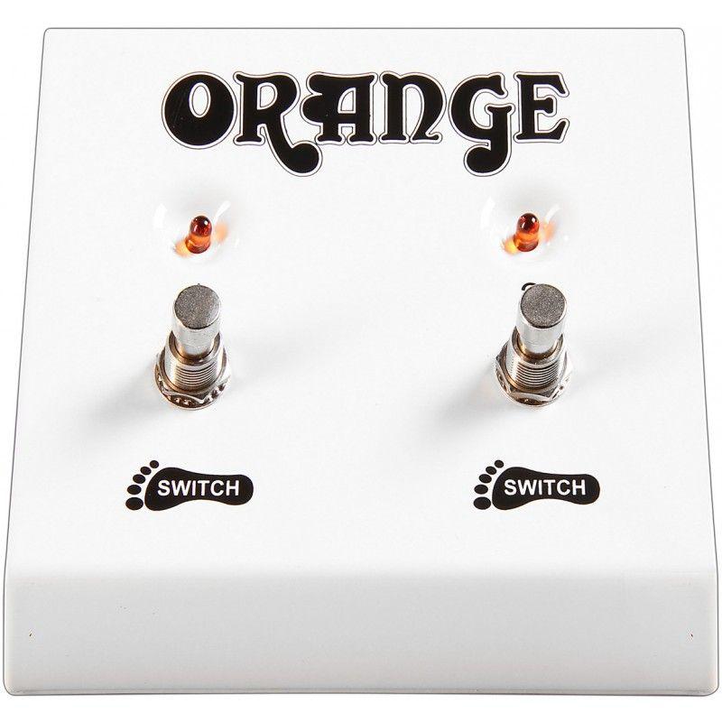 Orange FS-2 Footswitch - Footswitch Orange - 1