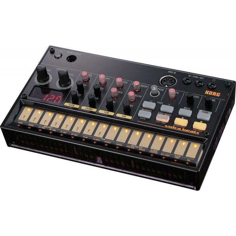 Korg VOLCA Beats - Sintetizator Korg - 1