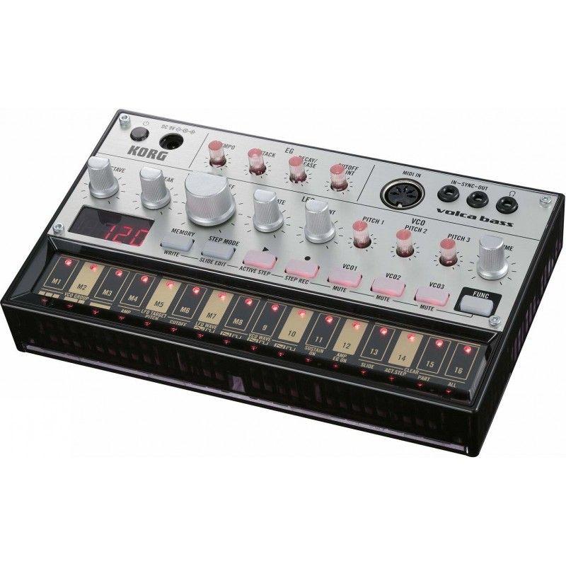Korg VOLCA Bass - Sintetizator Korg - 1