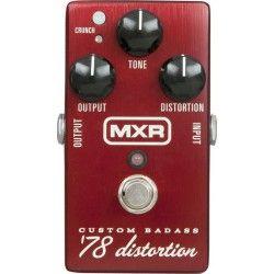 MXR M78 Badass Distorsion -...