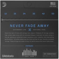 D'Addario XT Acoustic Phosphor Bronze Light - Corzi Chitara Acustica 12-53 D'Addario - 2