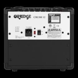 Orange Crush 12 Black - Amplificator Chitara Orange - 5