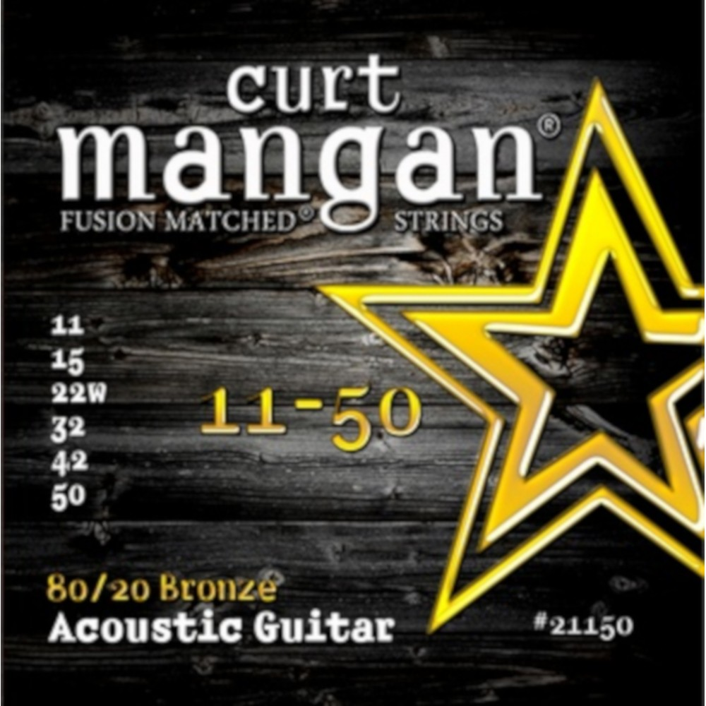 Curt Mangan 80/20 - Set...