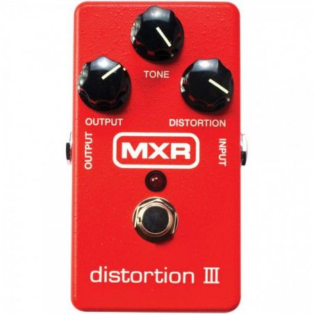 MXR M115 Distorsion III -...