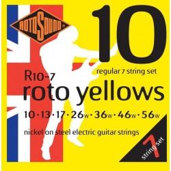 Rotosound Roto Yellows 7...
