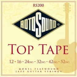 Rotosound RS200 Top Tape -...