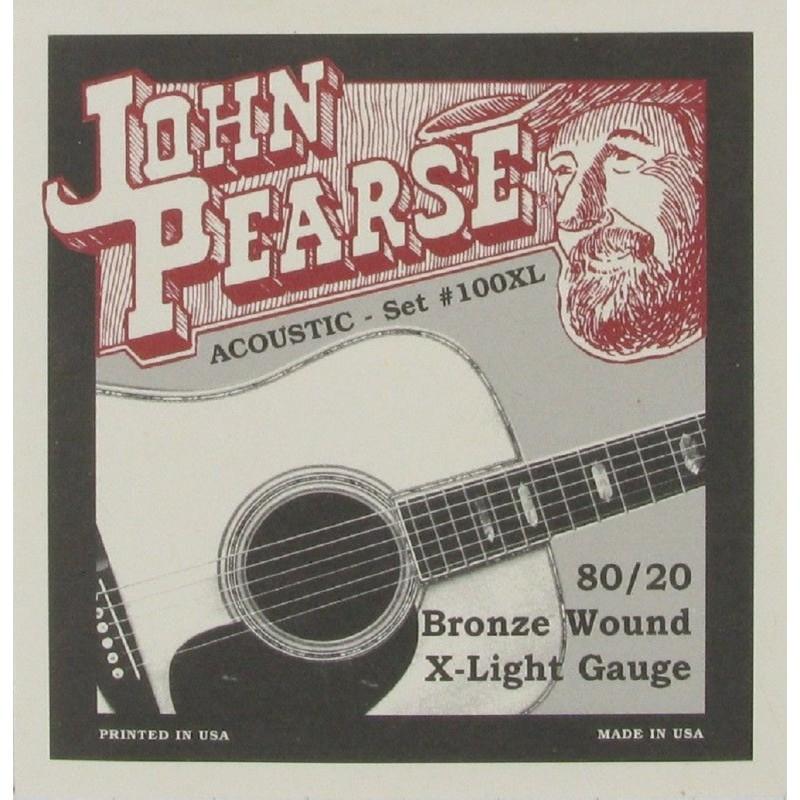 John Pearse 100XL - Set...