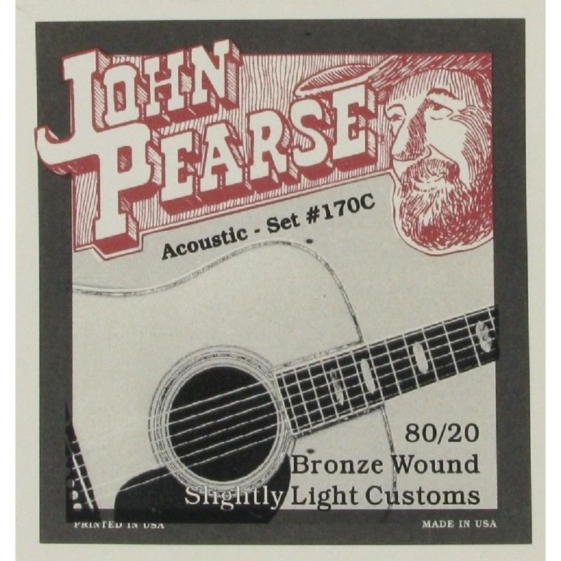 John Pearse 170 Custom Set...