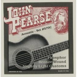 John Pearse 570 Custom Set...