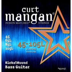 Curt Mangan Nickel - Set 4...