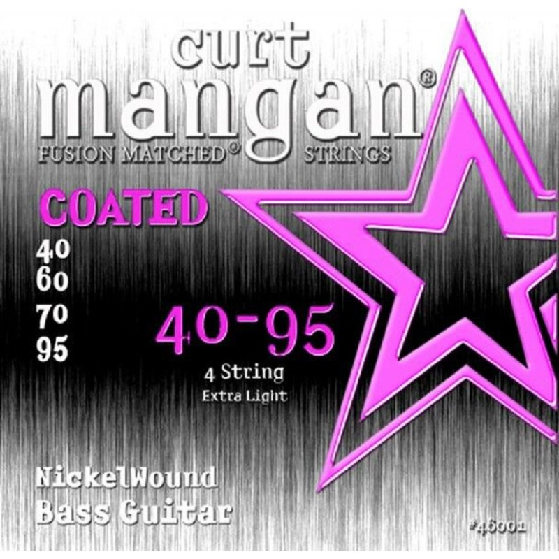 Curt Mangan Nickel Extra...