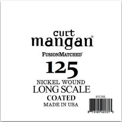 Curt Mangan 125 Nickel Bass...