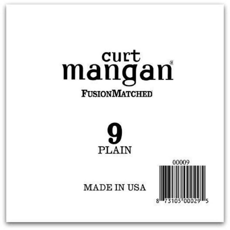 Curt Mangan Single 009 -...