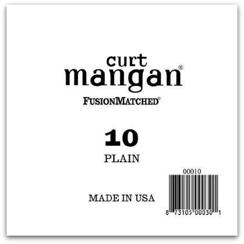 Curt Mangan Single 010 -...