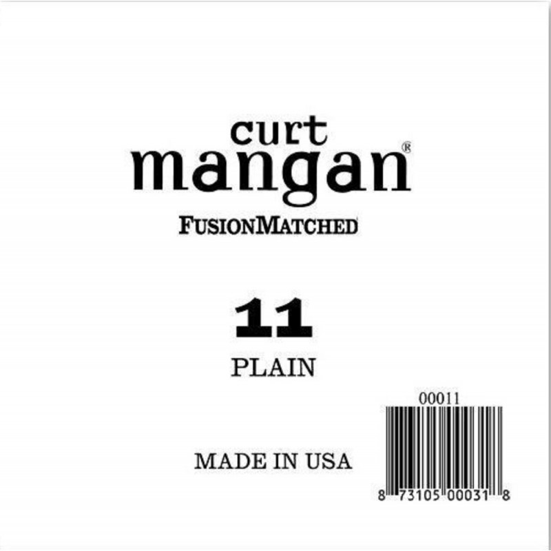 Curt Mangan Single 011 -...