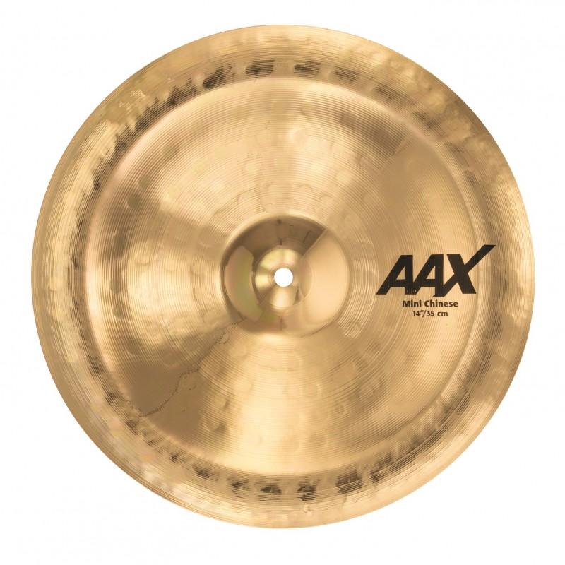 """Sabian 14"""" AAX Mini Chinese..."""