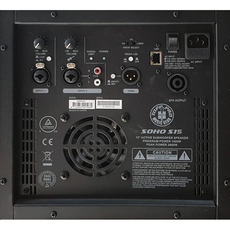 Topp Pro SOHO S15 -...