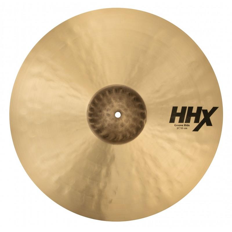 "Sabian 21"" HHX Groove Ride..."