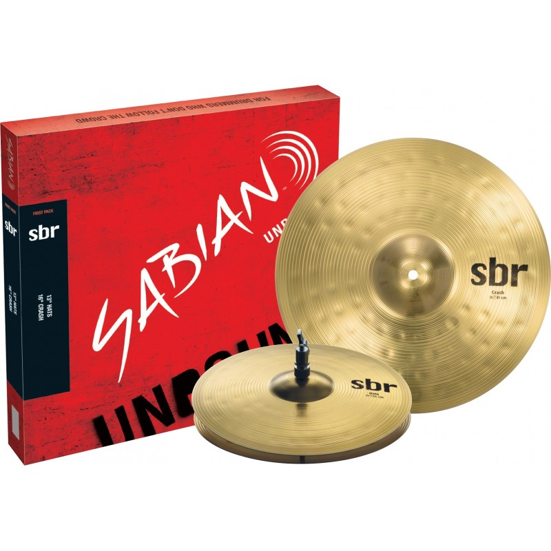 Sabian SBR First Pack -...