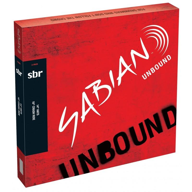 Sabian SBR Two Pack -...