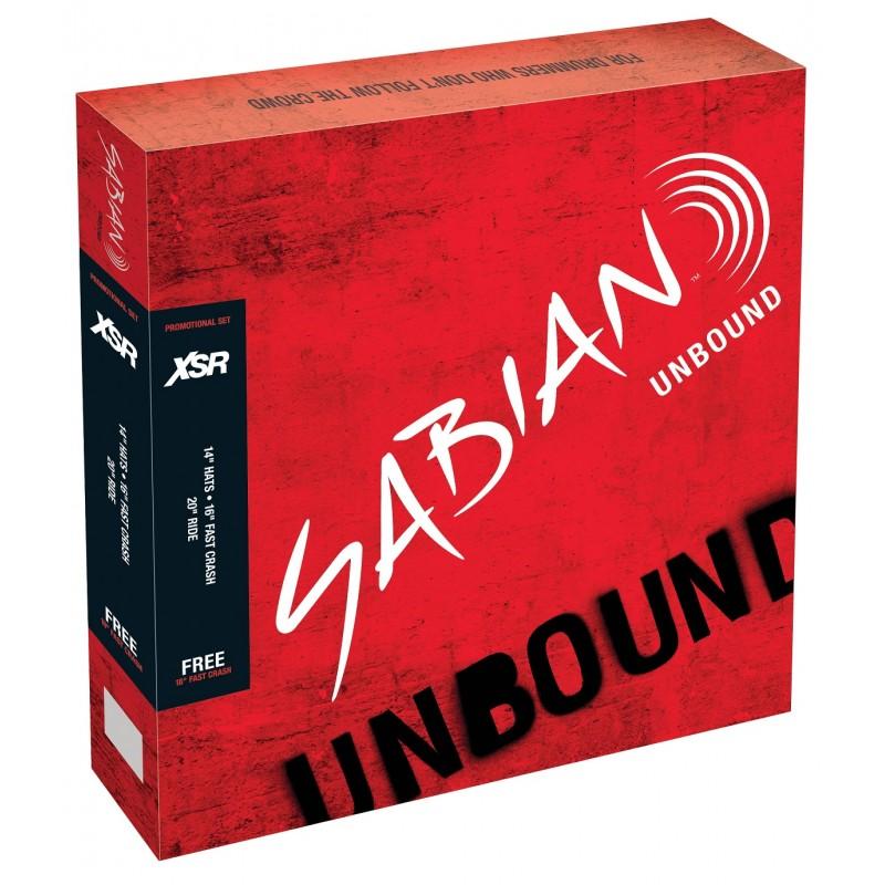 Sabian XSR Performance Set...