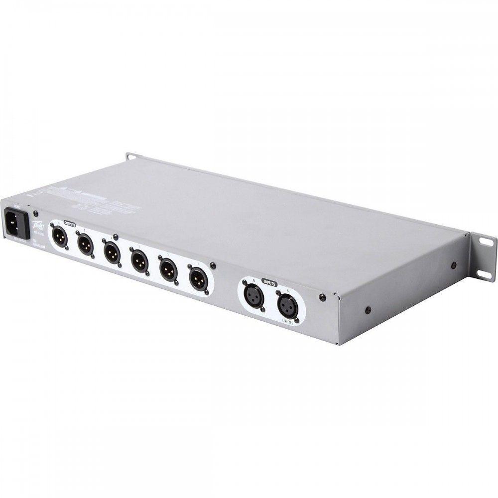 Peavey VSX 26 - Crossover rack