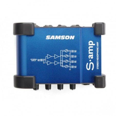 Samson S-Amp - Amplificator casti Samson - 1