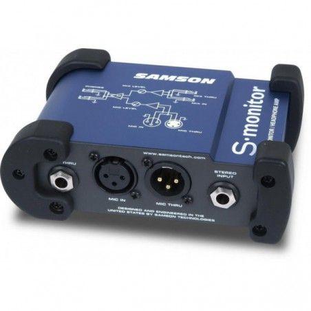 Samson S-Monitor - Amplificator casti Samson - 1