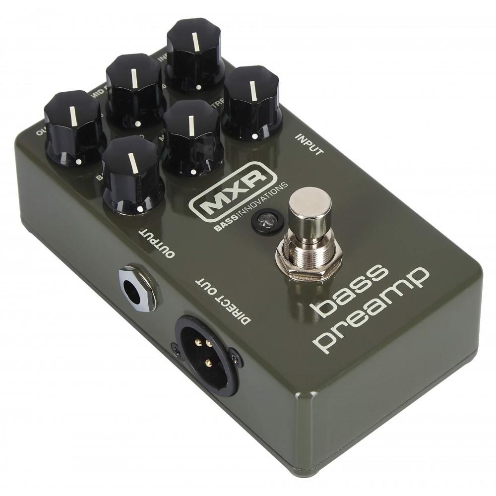 MXR M81 Bass Preamp -...