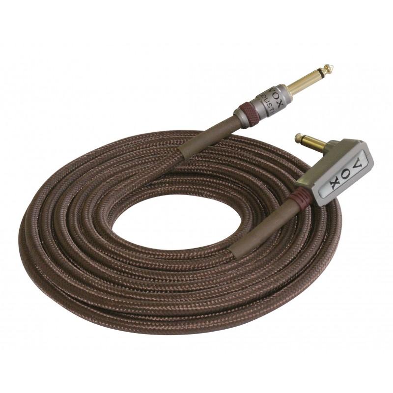 Vox VAC-19 Class A Cable - Cablu chitara electro-acustica Vox - 1