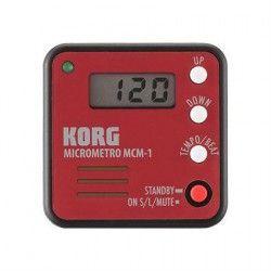 Korg Micrometro MCM-1 - Metronom Korg - 1