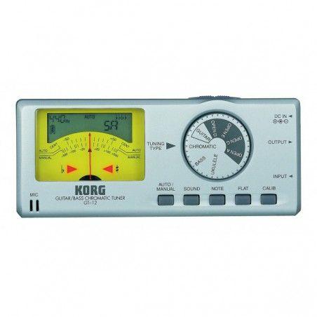 Korg GT12 - Acordor cromatic Korg - 1