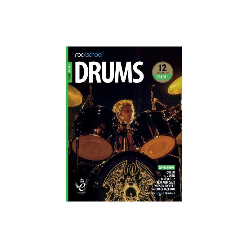 Rockschool Drums Grade 1...
