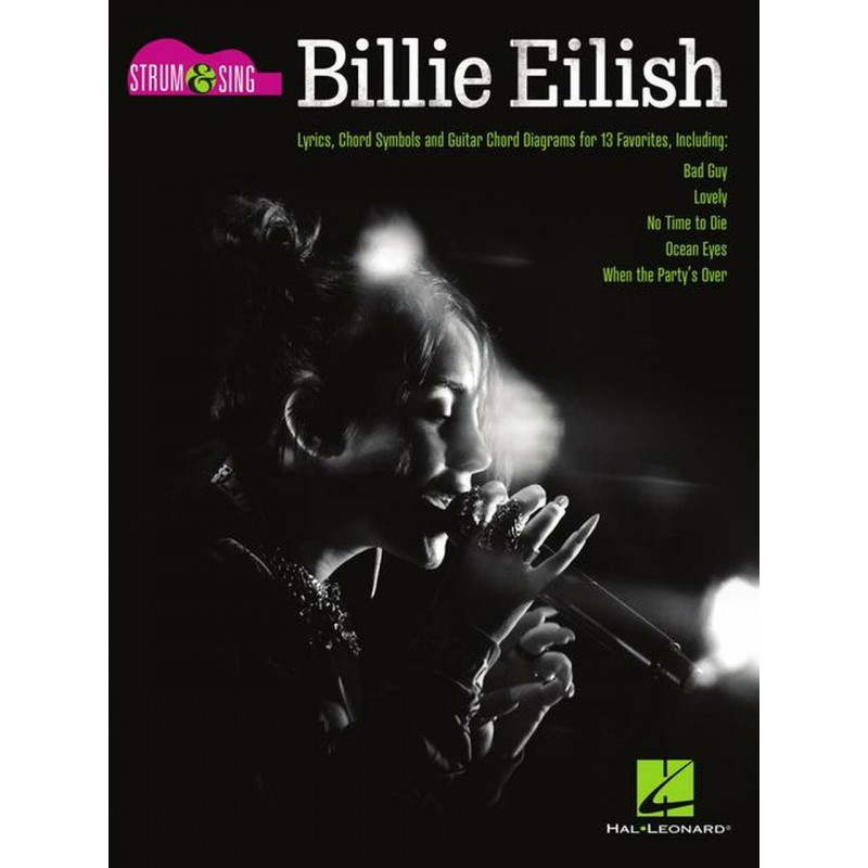Hal Leonard Billie Eilish...