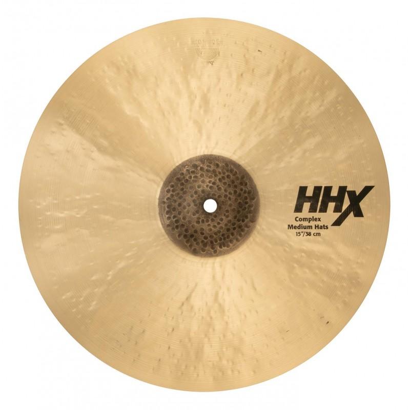 "Sabian 15"" HHX Complex..."