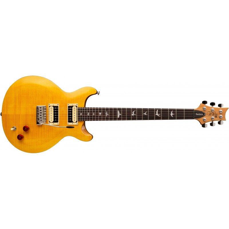 PRS SE Santana Yellow - Chitara Electrica PRS - 2