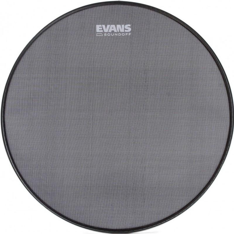 """Evans SoundOff 13"""" - Fata toba"""