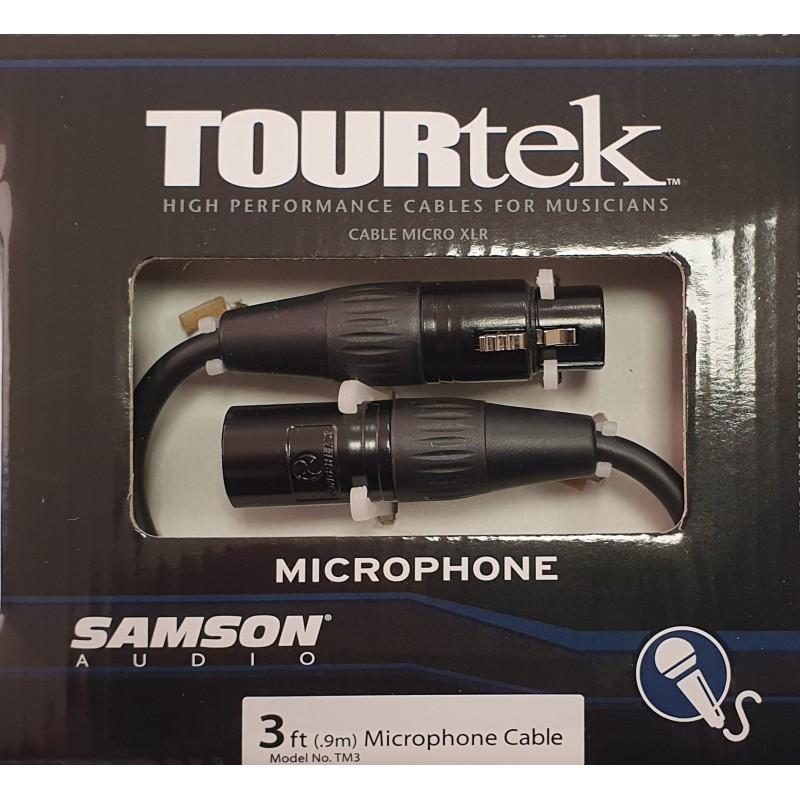Samson Tourtek TM3 - Cablu...