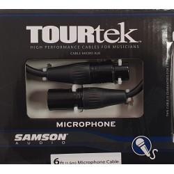 Samson Tourtek TM6 - Cablu...